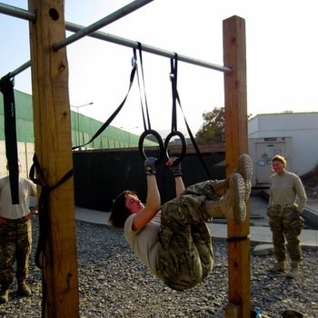 How To Hang Your Gymnastic Rings Gmb Fitness Skills