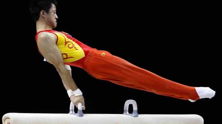 Overcoming Gravity explains the whys behind these complex gymnastic movements.