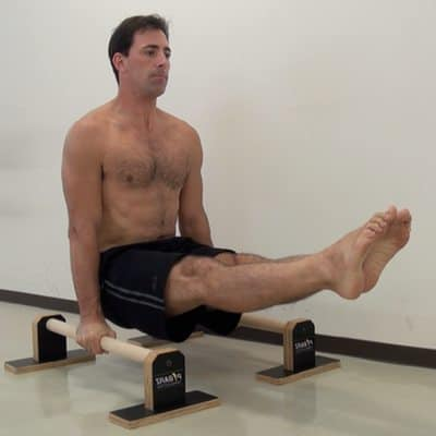 How to Do an L-Sit: Progressions & Preparation | GMB Fitness