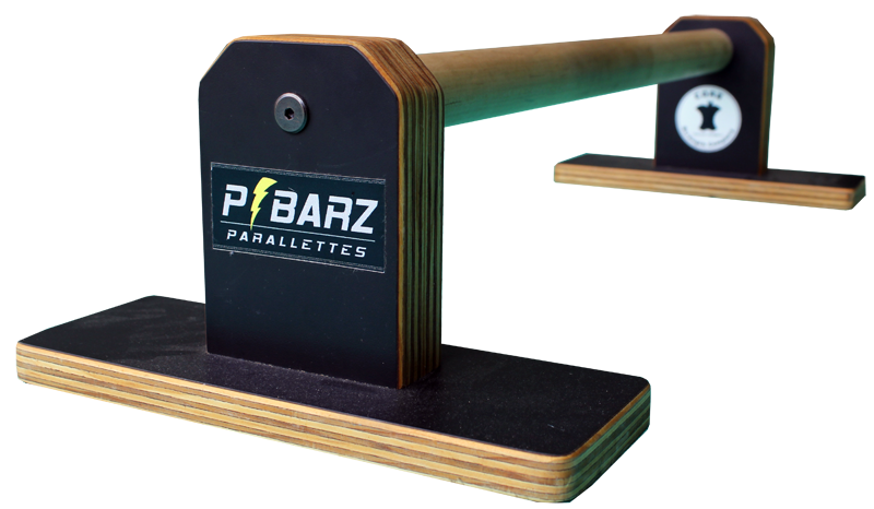 P-Barz Handmade Wooden Parallettes