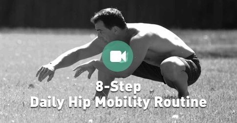 8-Step Daily Routine for Hip Mobility