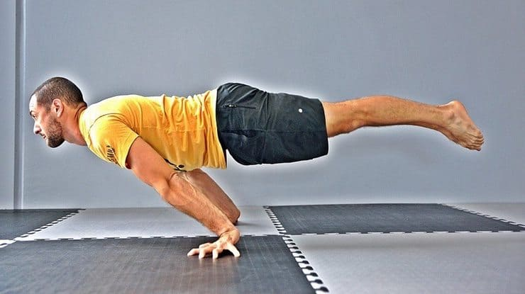 How to Do a Planche: Step-by-Step Planche Tutorial | GMB Fitness Planches on front limber, squat thrust, bodyweight exercise, handstand push-up, press up, power tower,