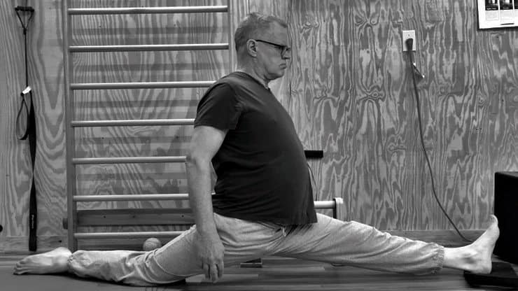 How Charlie Went from Stiff to Splits at Age 63 | GMB Fitness