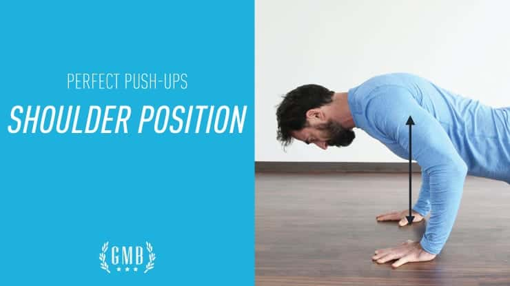 Push-Up Tutorial: Build Upper Body & Pressing Strength | GMB Fitness